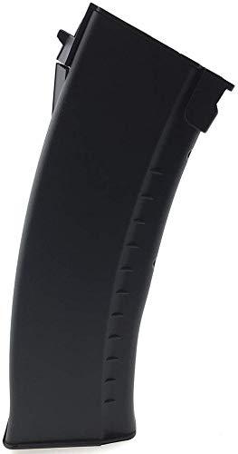 SportPro 500 Round Polymer AKM Style High Capacity Magazine for AEG AK47 AK74 Airsoft - Black