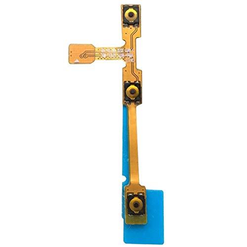Piezas de Repuesto Botón Flexible de Encendido y botón de Volumen for Galaxy Tab 4 10.1 / T530 / T531