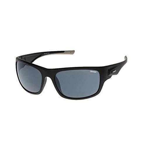 SINNER Sport Sonnenbrille für Herren und Damen Mehrere Farben - Verspiegelt mit 100% UV400 Schutz, Polarisiert & Nicht Polarisiert - Fahrradbrille, Radbrille & Sportbrille für Outdoor