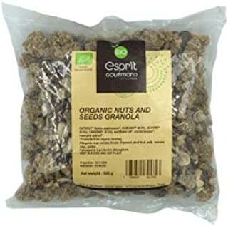 Granola Nuts & Seeds 500 GR   Luxury & Gourmet Foods
