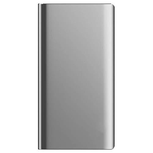 Disco Duro externo2,5 Pulgadas Metal Mini SSD Disco Duro Compresivo Anti-caída Disco Duro móvil (256GB)