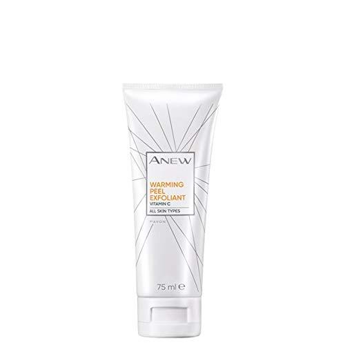Avon Anew - Exfoliante térmico con vitamina C