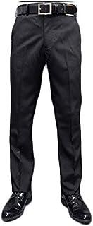 (ブルーム) 裾上げ済 BLOOM スラックス ノータック ビジネス メンズ クールビズ 大きいサイズ 73cmから100cm