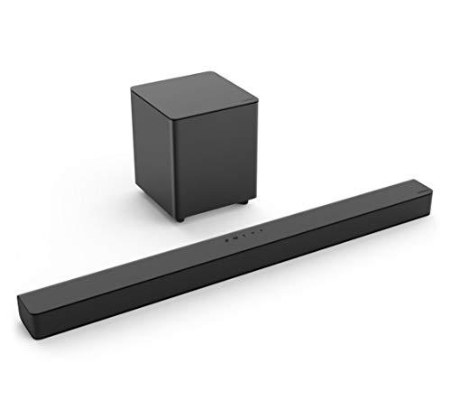 Vizio V21-H8 Sistema de barra de sonido de cine en casa de 36 pulgadas 2.1 canales