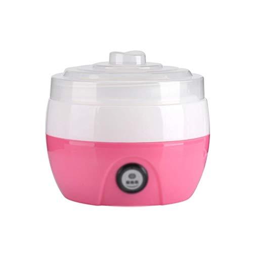 JYDQB 1L eléctrico automático Yogurt Fabricante máquina Yogur Bricolaje Herramienta plástico contenedor de plástico kithchen Dispositivo (Color : B)