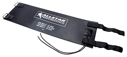 Allstar Performance Nitrous Oxide Bottle Heater - 12V - Each