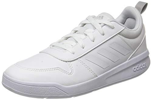 adidas Tensaur, Road Running Shoe, Cloud White/Cloud White/Grey, 36 EU
