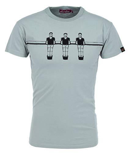 derbe T-Shirt Tischkicker Men, XXL, Quarry
