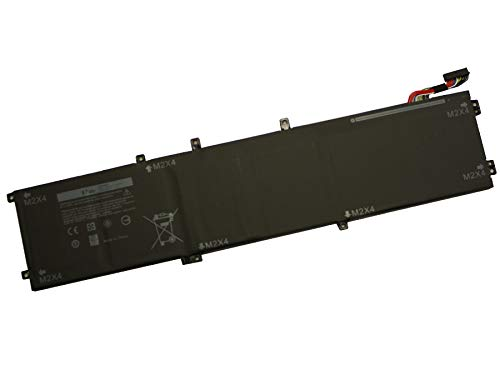 Replacement Battery for Dell Precision/Compatible with 5510 5520, XPS 15 9560 7590 Type 6GTPY GPM03 97WH Laptop Battery