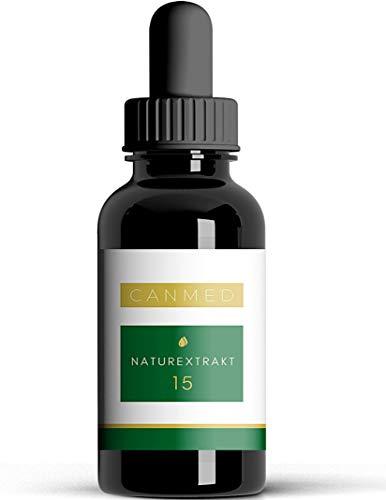 CANMED® NATUREXTRAKT 15 Tropfen | 1.500...