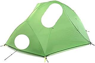 Campingtält uppgraderat ultralätt 2 personer tält för 4 årstider med gratis matta NH17T012-T