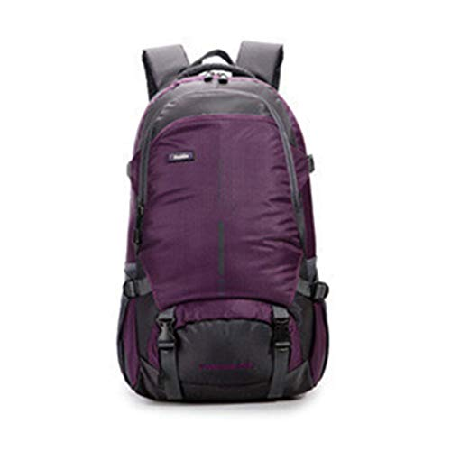 Outdoor-Bergsteiger Bag mannen en vrouwen Shoulder Bag Waterproof en Tearproof nylon stof ademende Leisure Travel 45l Multicolor Optional