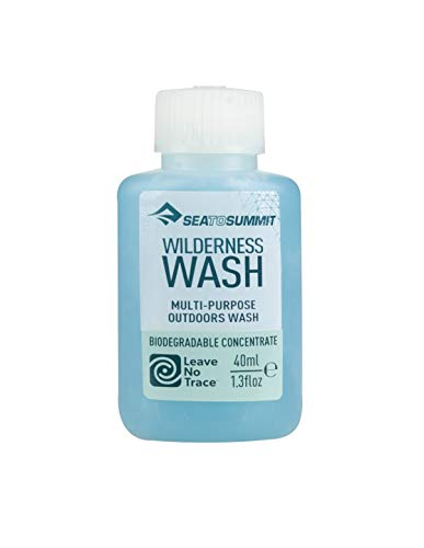 Sea To Summit Wilderness Wash (1.3 Ounce/ 40ml)