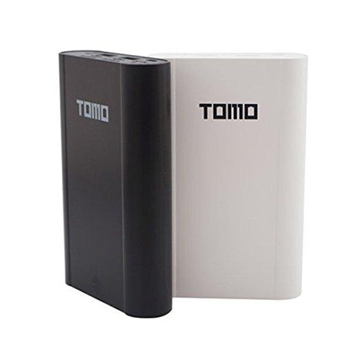 Bazaar Tomo Smart LCD Bildschirm 18650Li-Ion Akku Power Bank Ladegerät