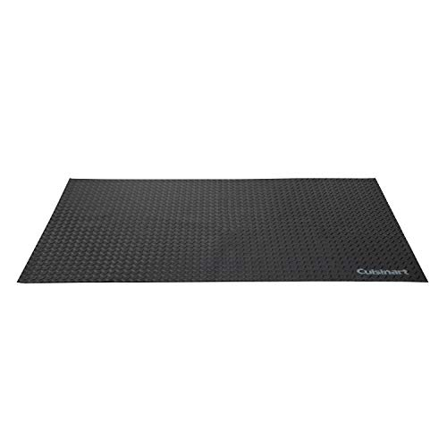 "Cuisinart CGMT-300 Premium Deck and Patio Grill Mat, 65"" x 35"""