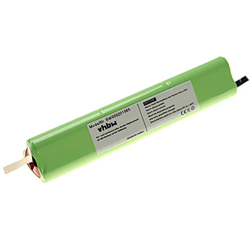 vhbw Batería Recargable reemplaza Velux 946933 para persiana claraboya (2200 mAh, 10,8 V, NiMH)