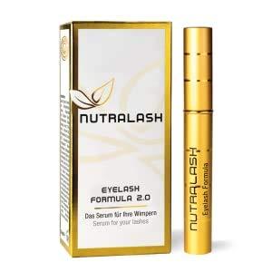 Nutralash Eyelash 2.0 - suero de crecimiento de las pestañas - suero de pestañas, 3 ml