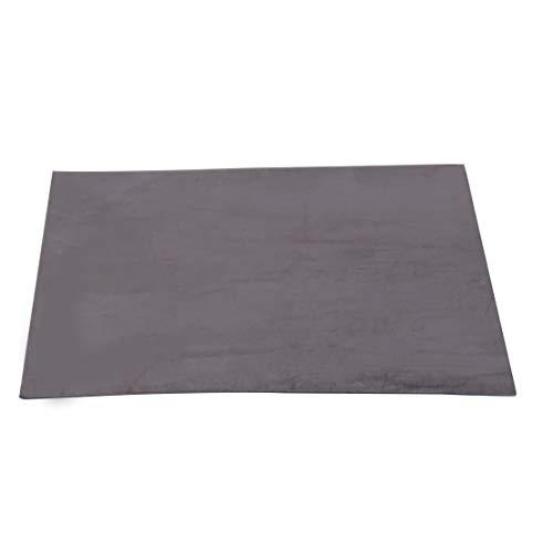 LETAOSK 0,5 mm (0,02 inch) Dicke Vierkant Titanfolie Blatt Ti Dünne Platte Material 99,8{1ccd7fea83457df835b3f149f9c91334d1917ccc2e54e11b2fc6e86bef389eec} Reinheit Metallbearbeitung Liefert