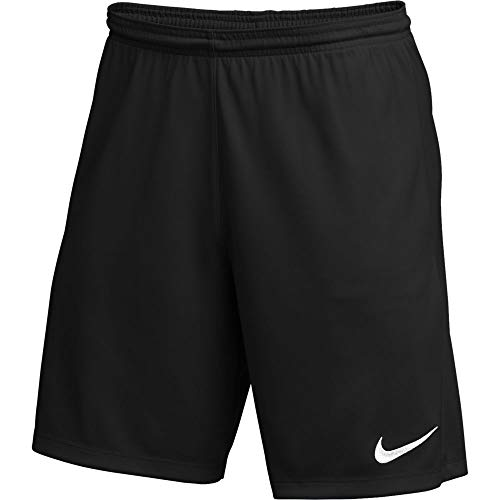 Nike Park III Shorts Black XL