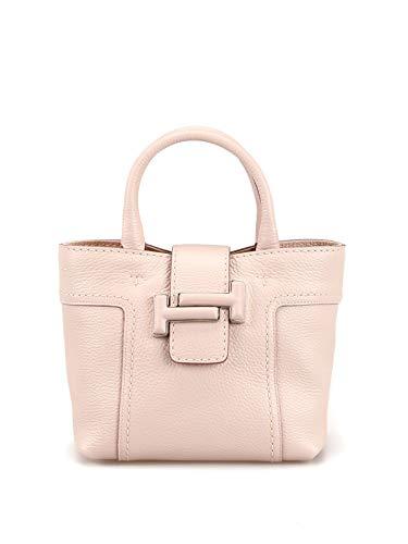 Tod's Luxury Fashion Damen XBWDOTA9100JM79993 Rosa Leder Handtaschen | Jahreszeit Outlet