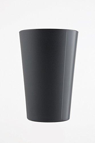 Mojito Design Ligne Verre Cocktail, Gris, 6 unités
