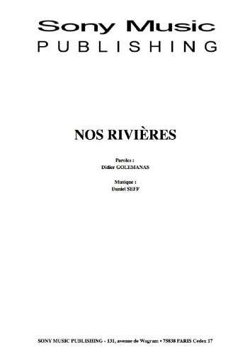 NOS RIVIERES