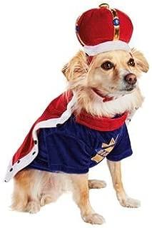 Petco Halloween King Dog Costume~Large~