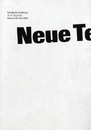 Friederike Feldmann. Neue Teppiche