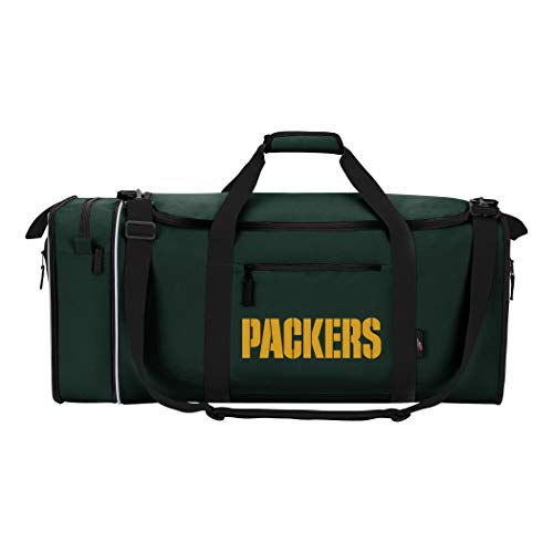 NFL Green Bay Packers Steal Duffel, 71,1 x 27,9 x 30,5 cm