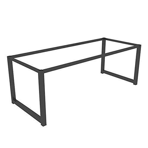 NBVCX Piezas de maquinaria Pata de Apoyo para Muebles Patas de Mesa Mesa con Patas de Hierro Forjado Patas de Mesa de Metal Vigas de Soporte Mesa de Oficina Mesa de conferencias Estante