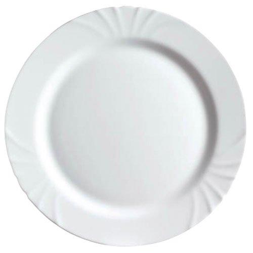 Luminarc 9204132 Lot de 6 Assiettes Plates 25 cm Cadix