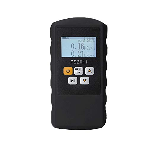 Morza SMART SENSOR AS1392 Handheld Electromagnetic Radiation Detector Digital LCD EMF Meter 0-2000mG Dosimeter Tester