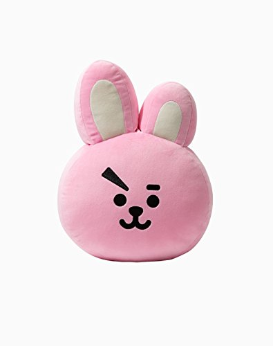 Line Friends BT21 X Cojín Cooky 16.5 Inch Azul