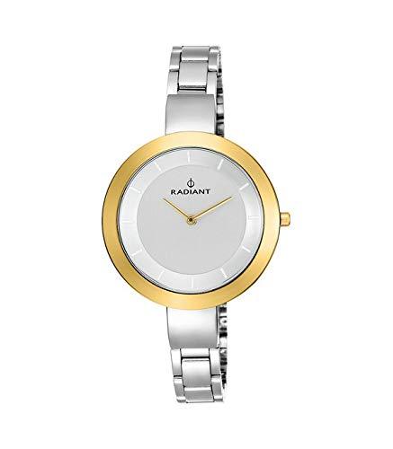 Radiant Reloj Analógico Para Mujer de Cuarzo con Correa en Acero Ra460203