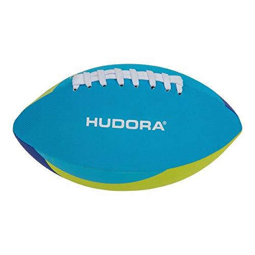 HUDORA Unisex Jugend 70001 American Football Outside, bunt, 1