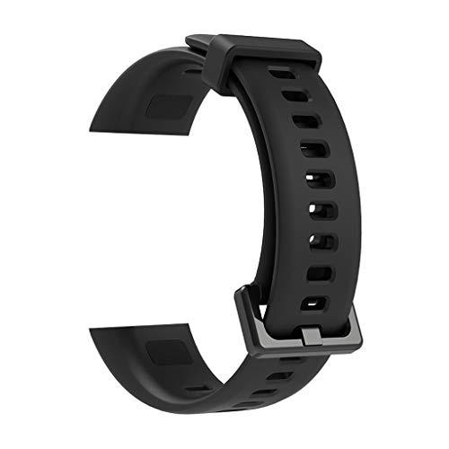 Riou Correa Compatible con Huawei 4 Smart Watch ,Pulseras de Recambio Brazalete Extensibles Correa de Muñeca de Banda de Repuesto para Huawei 4 Smart Watch Band