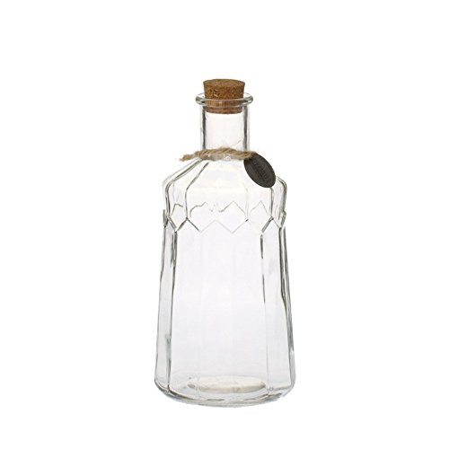 Riverdale Vase Flasche Symphonies Transparent