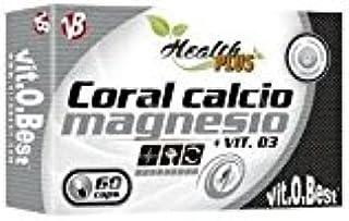 CORAL CALCIO MAGNESIO + VIT.D3-60 Caps.