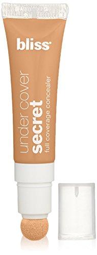 bliss Undercover Secret Full Coverage Concealer, Bronze, 0.2 fl....