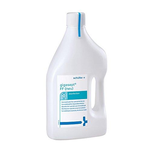 Schülke gigasept® FF Neu Instrumentendesinfektion, Reinigung, dialdehyd, 2 Liter
