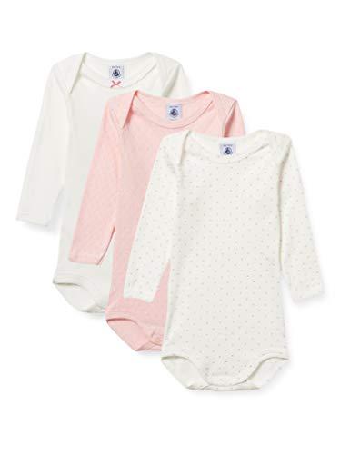 Petit Bateau Baby-Mädchen 5943300 Unterwäsche, Mehrfarbig, 81 (18 m)