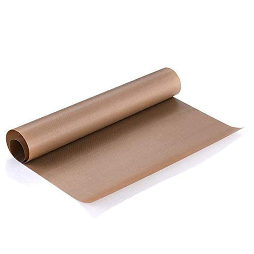 VEVOR 15' x 15' PTFE Teflon Craft Sheet 5 Mils thick MADE IN USA Shipped in mailing tube