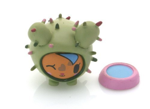 "Cactus Pup Tokidoki The 1"" Mini Figure Series - Ciotolina Figure"