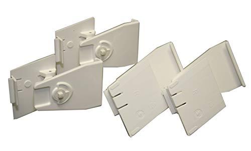 Preisvergleich Produktbild Buderus Sieger Schnappverschluss GB112,  Sieger BK 11 W29 / 60,  2 links + 2 rechts,  Herst.-Nr. 7099834