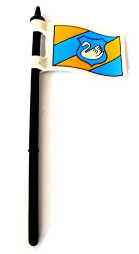 playmobil ® - Fahne Flagge für Schwanenritter - Ritterburg