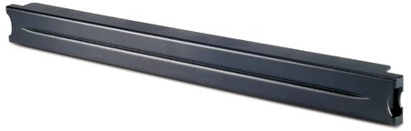 APC AR8136BLK200 Blank Panel 1U 48,3 cm (19 Zoll) for NetShelter black
