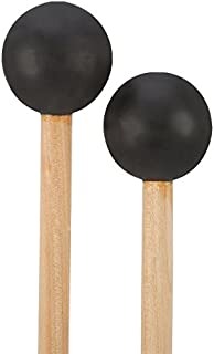 Shappy Bell Mallets Glockenspiel Sticks, Rubber Mallet...