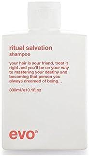 Evo Ritual Salvation Shampoo (300ml) (Pack of 6) - エボ儀式救いシャンプー(300ミリリットル) x6 [並行輸入品]