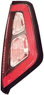 FIAT PUNTO EVO SPORT Rear Light RIGHT BLACK 2009-2011