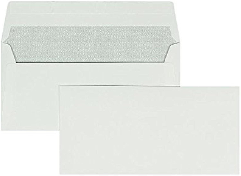 Briefhüllen   Premium   110 x 220 mm (DIN Lang) Weiß (500 Stück) mit Abziehstreifen   Briefhüllen, KuGrüns, CouGrüns, Umschläge mit 2 Jahren Zufriedenheitsgarantie B00FPNYUL2 | Charmantes Design